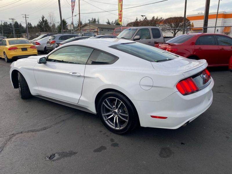 Ford Mustang 2017 price $18,499