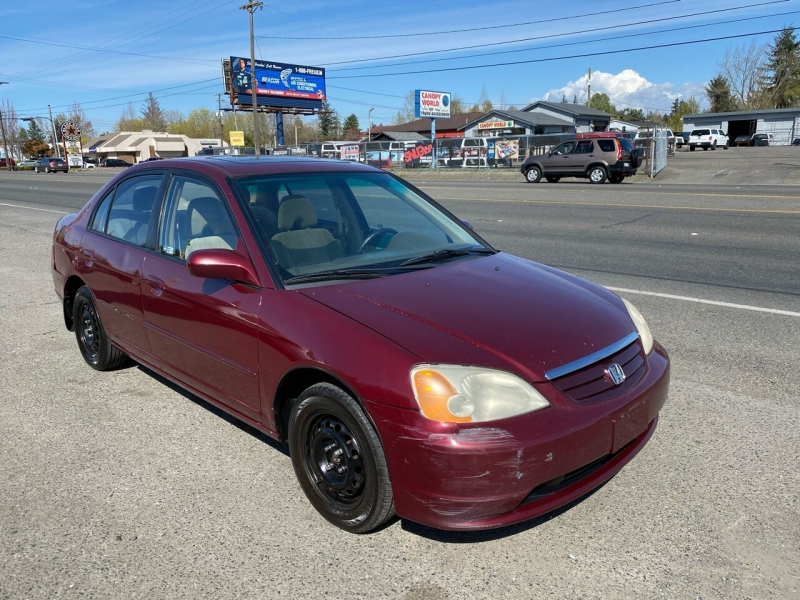 Honda Civic 2003 price $2,590