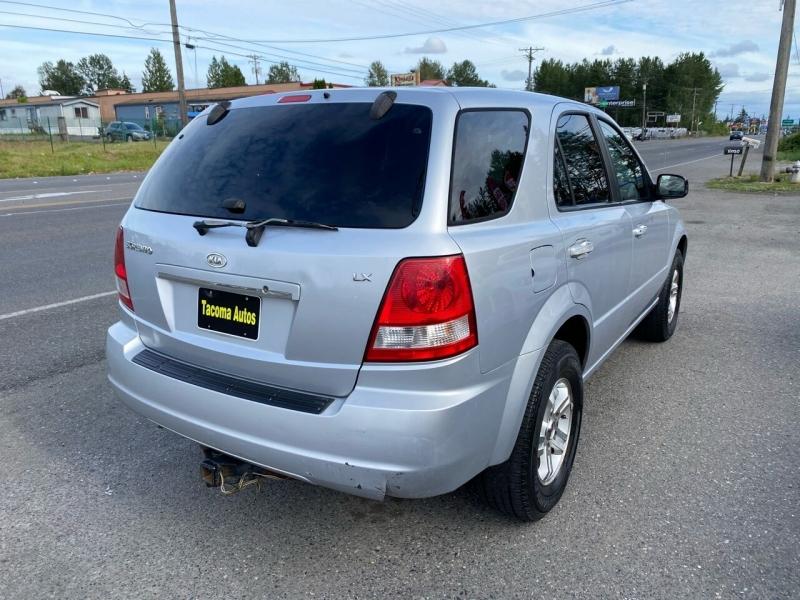 Kia Sorento 2005 price $3,490