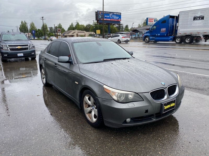 BMW 5 Series 2004 price $4,990