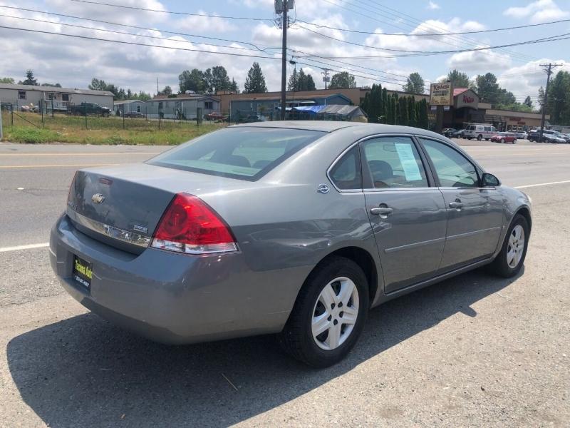 Chevrolet Impala 2008 price $4,490