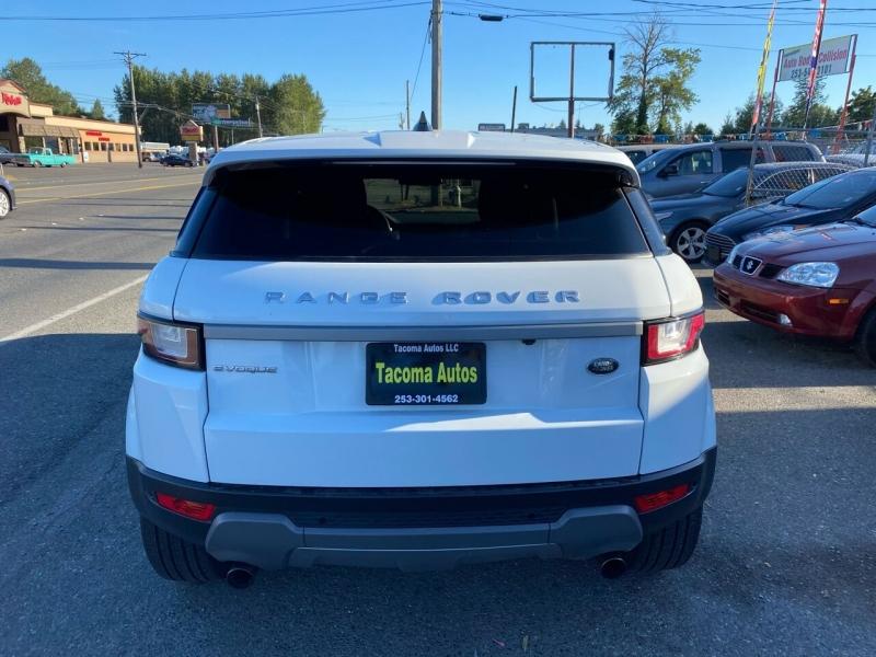 Land Rover Range Rover Evoque 2019 price $34,990