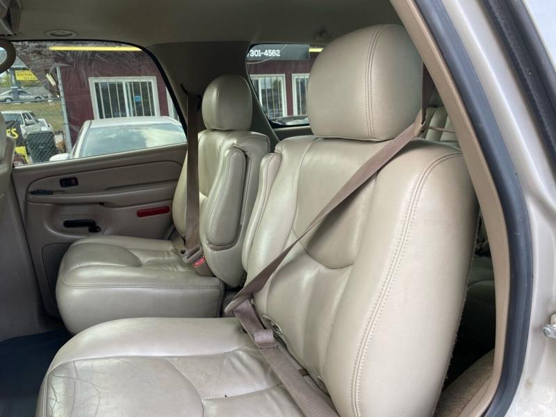 Chevrolet Tahoe 2005 price $6,490
