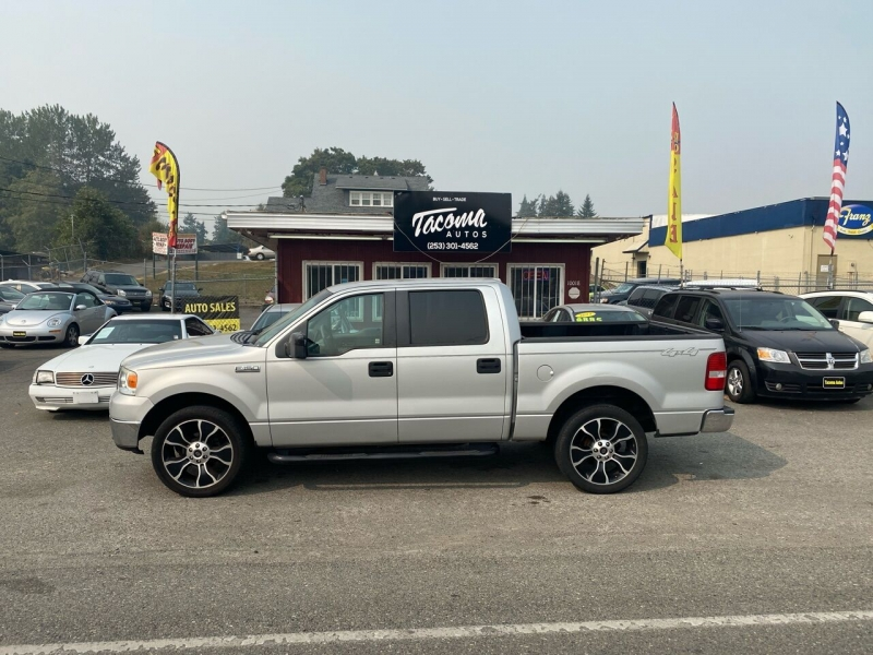 Ford F-150 2007 price $10,990