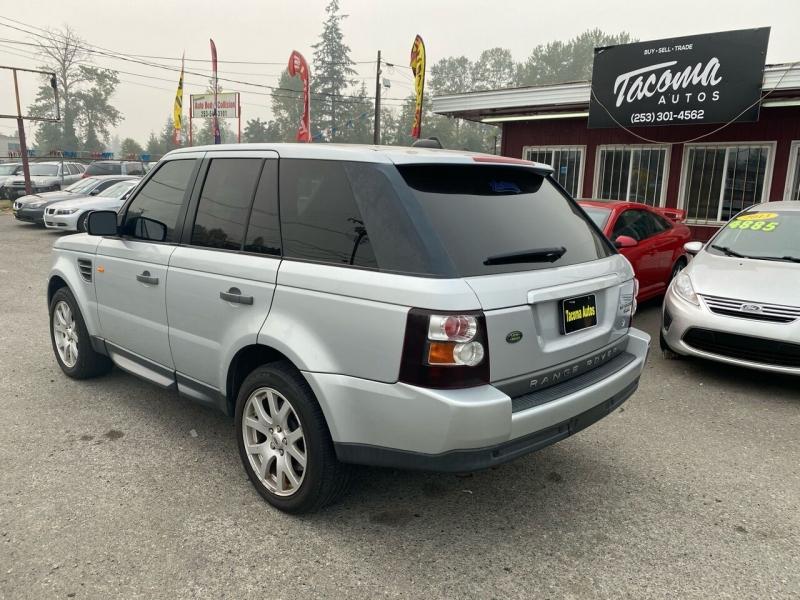 Land Rover Range Rover Sport 2008 price $9,990