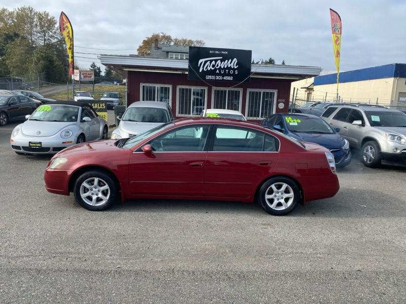 Nissan Altima 2006 price $3,990
