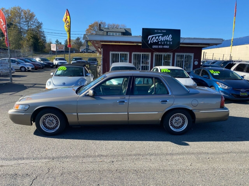 Mercury Grand Marquis 2001 price $2,990