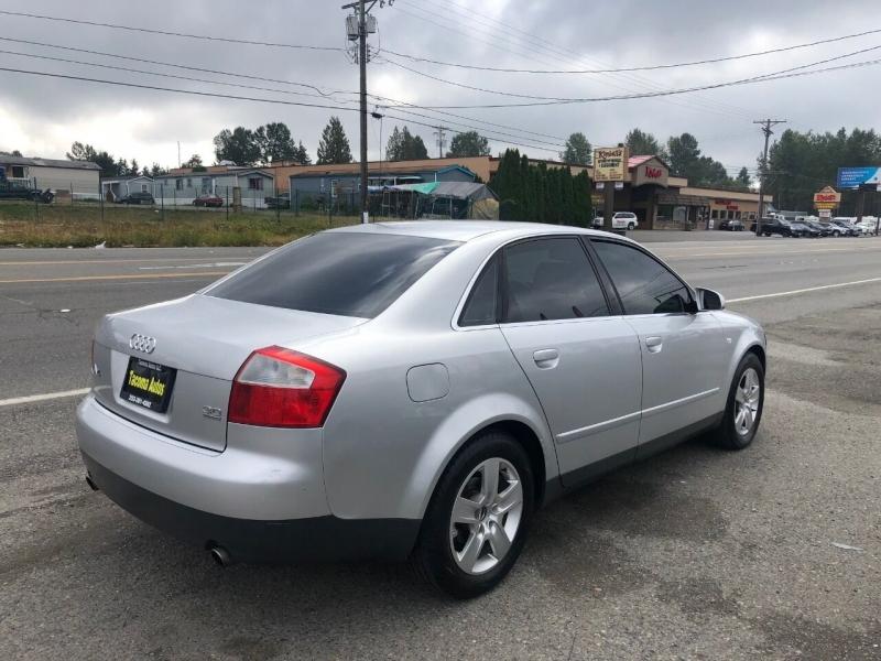Audi A4 2002 price $3,490