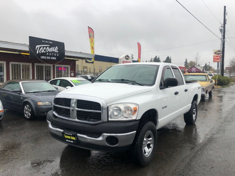Dodge Ram Pickup 1500 2008 price $10,990