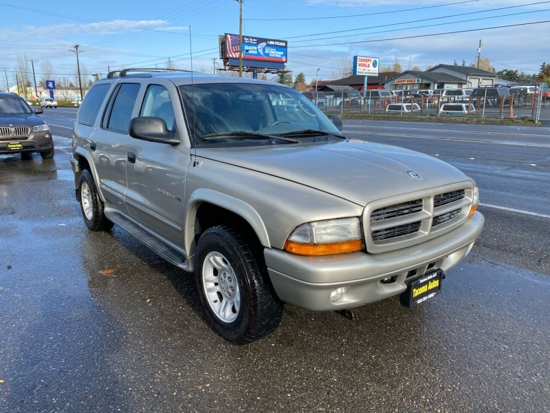 Dodge Durango 2001 price $4,990