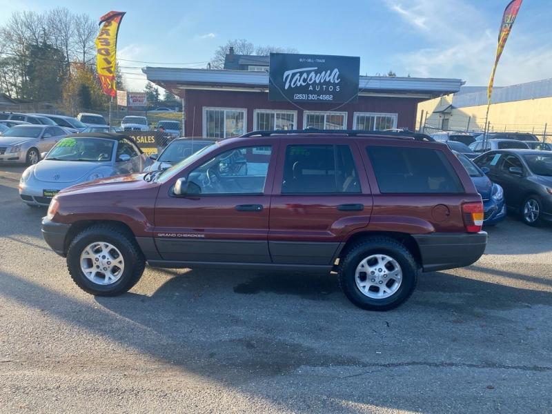 Jeep Grand Cherokee 2003 price $3,499