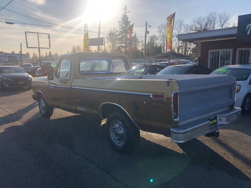 Ford F-250 1973 price $5,990