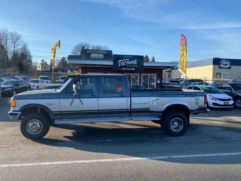 Ford F-350 1989 price $6,990