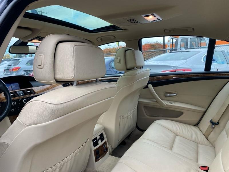 BMW 5 Series 2010 price $9,990