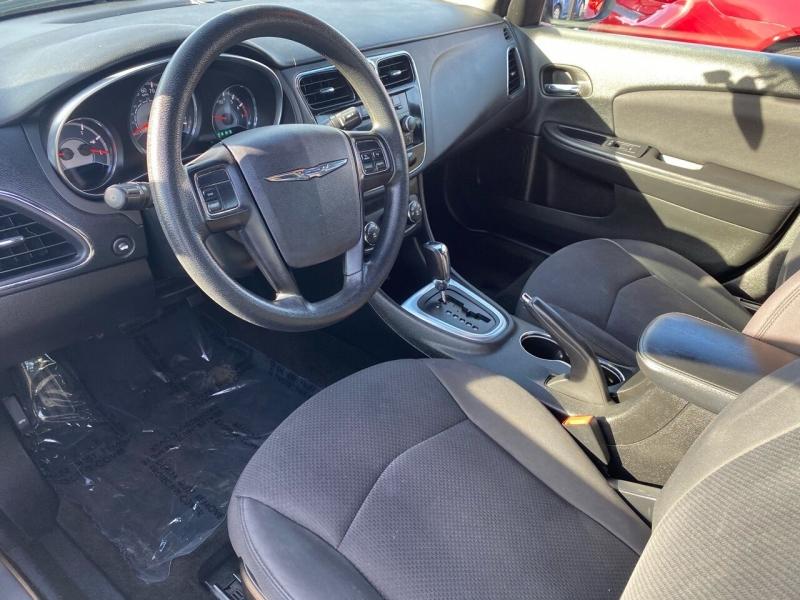 Chrysler 200 2013 price $5,990