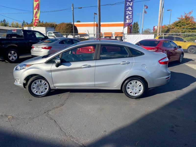 Ford Fiesta 2019 price $7,990