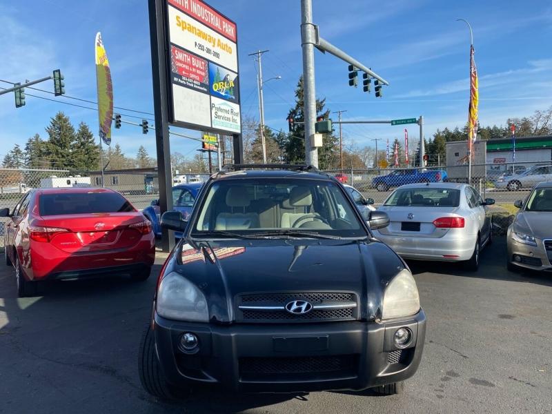 Hyundai Tucson 2005 price $3,990
