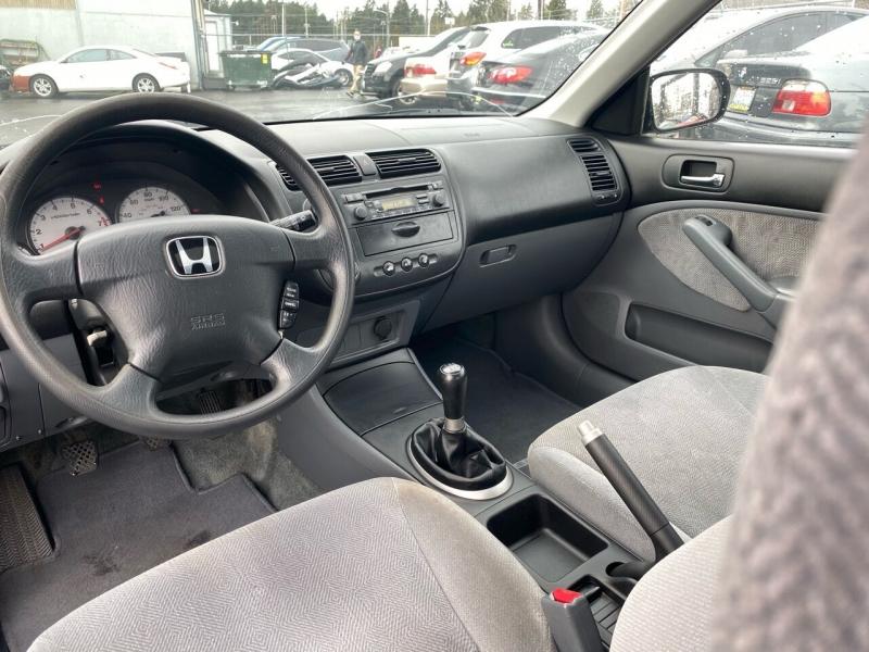 Honda Civic 2002 price $3,500