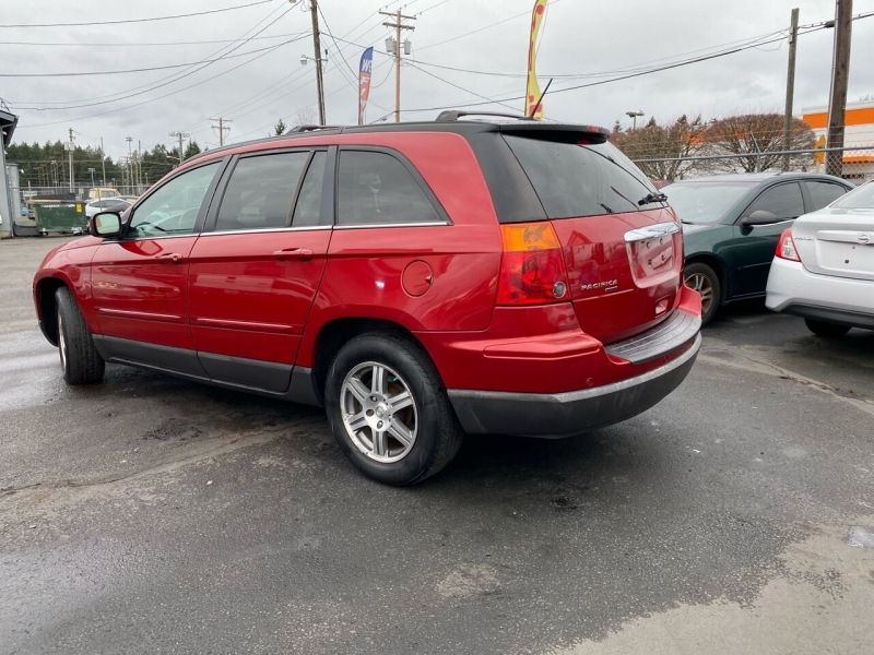 Chrysler Pacifica 2008 price $4,990