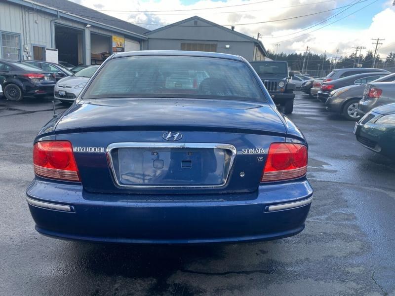 Hyundai Sonata 2004 price $3,499