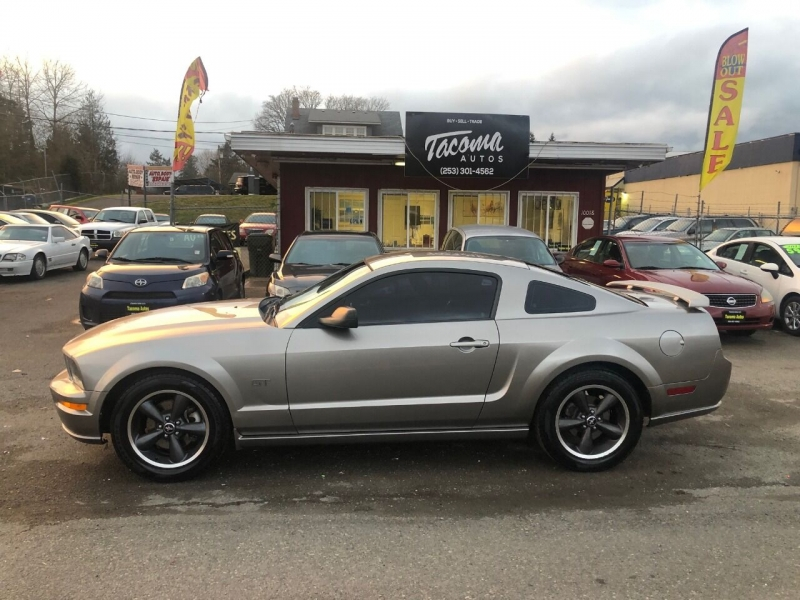 Ford Mustang 2008 price $10,990