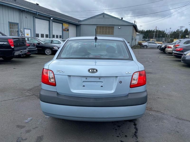 Kia Rio 2009 price $3,499