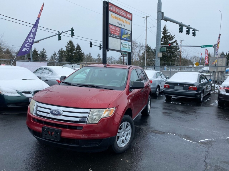 Ford Edge 2007 price $3,990