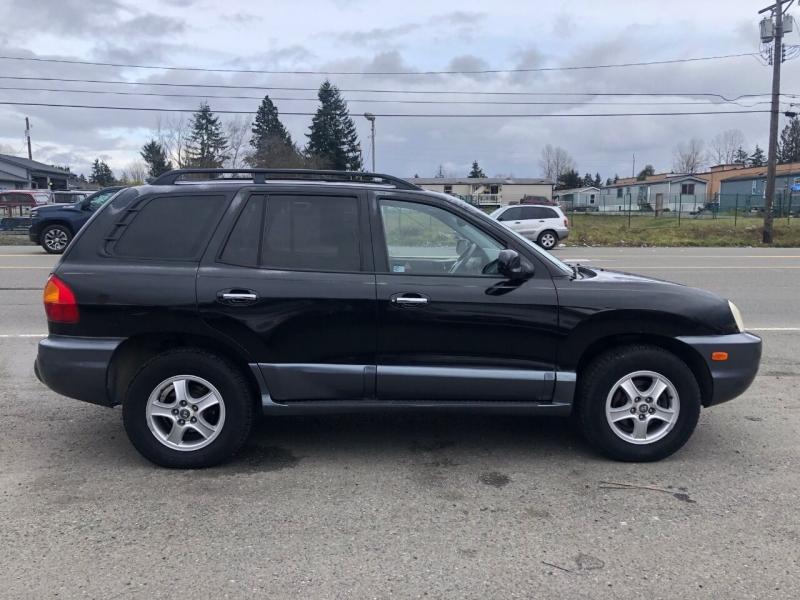 Hyundai Santa Fe 2003 price $2,990