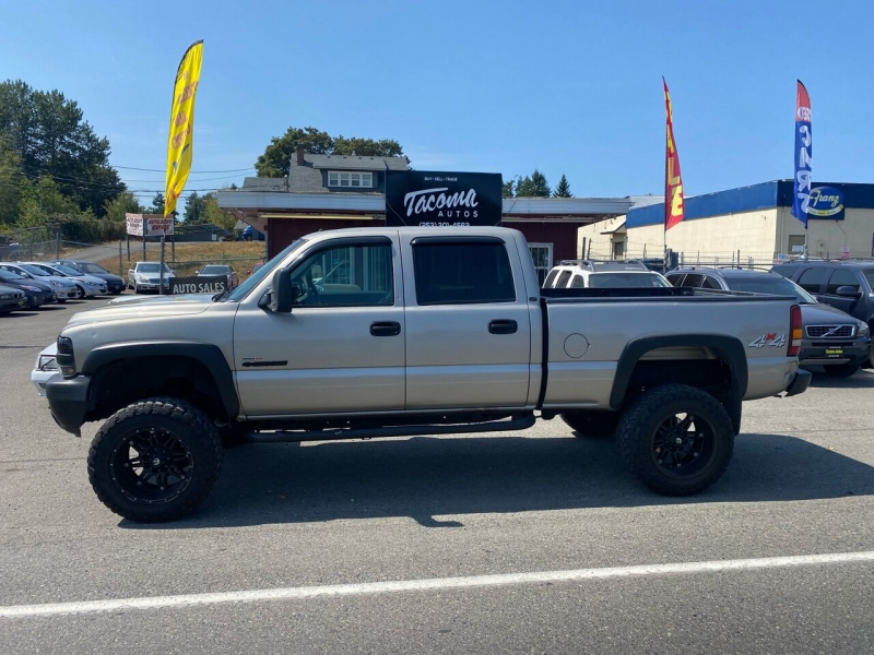 Chevrolet Silverado 2500HD 2001 price $14,990