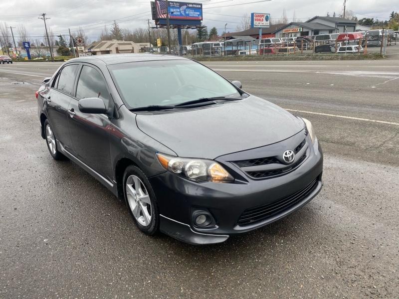 Toyota Corolla 2013 price $6,490