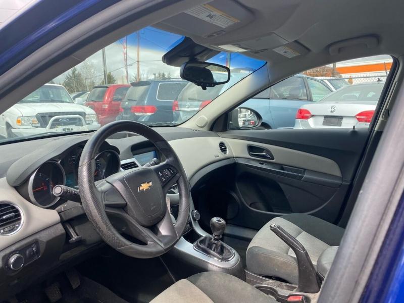 Chevrolet Cruze 2012 price $4,990