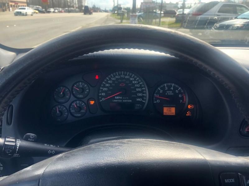 Chevrolet Monte Carlo 2003 price $3,990