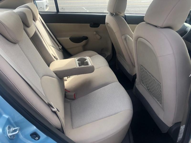Hyundai Accent 2010 price $5,990