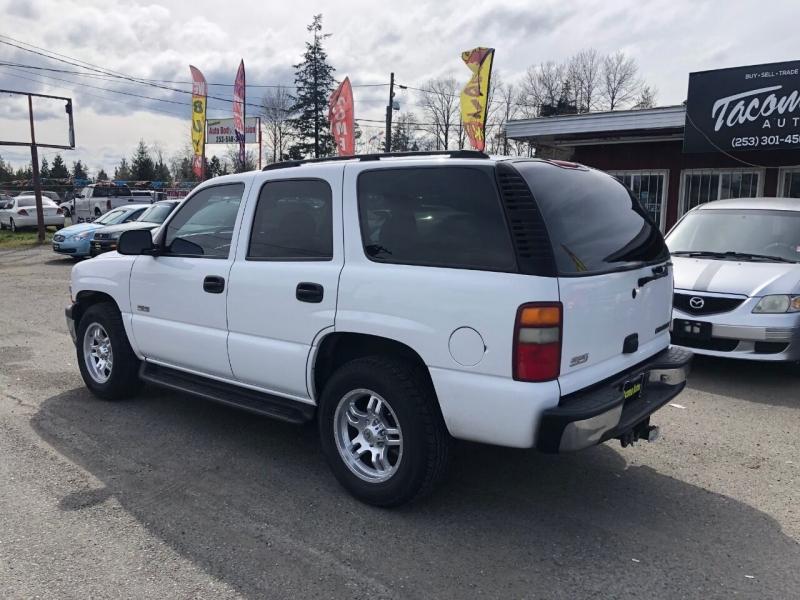 Chevrolet Tahoe 2003 price $6,490
