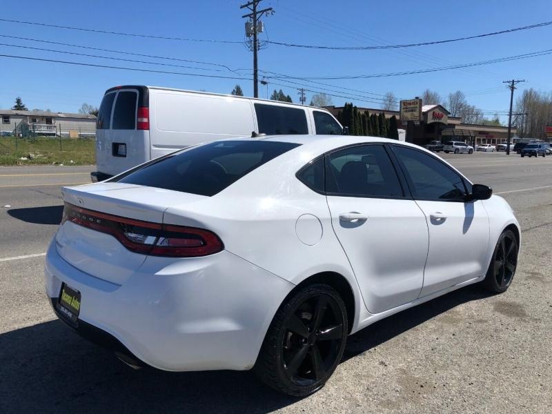 Dodge Dart 2016 price $9,990