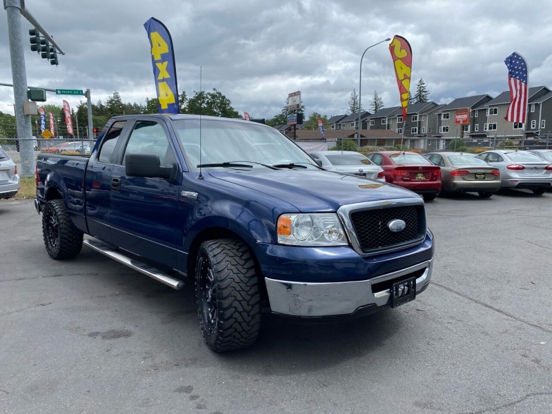 Ford F-150 2007 price $9,990