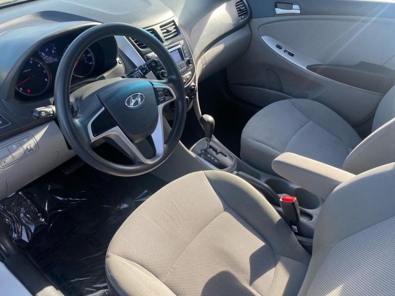 Hyundai Accent 2014 price $7,990