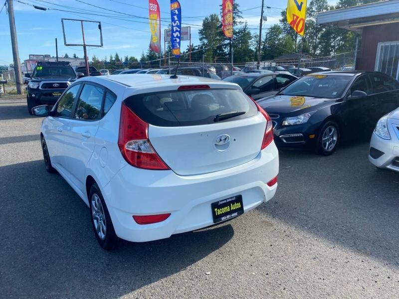 Hyundai Accent 2013 price $6,990