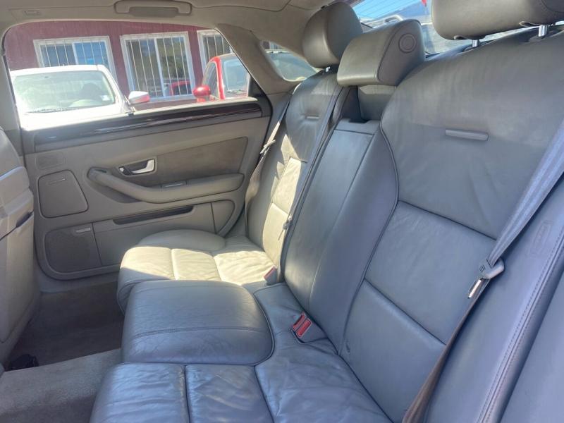 Audi A8 L 2004 price $4,990