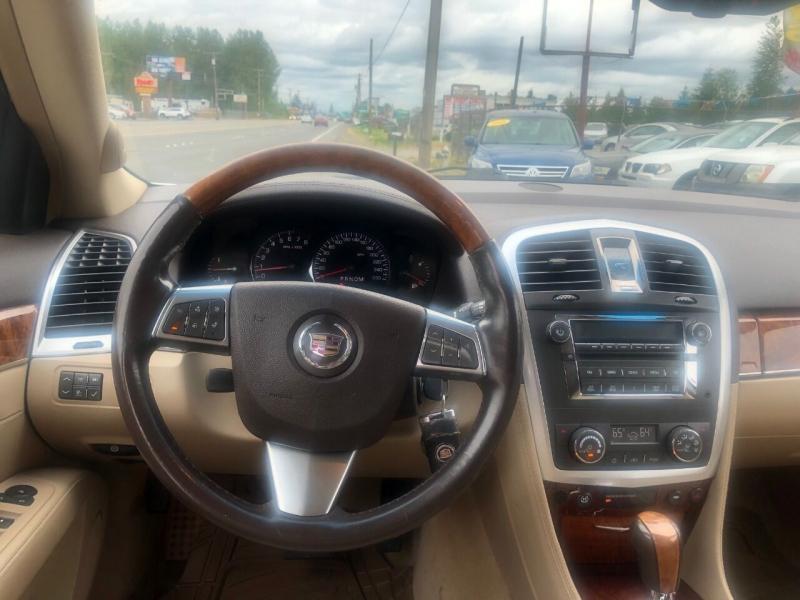Cadillac SRX 2008 price $7,490
