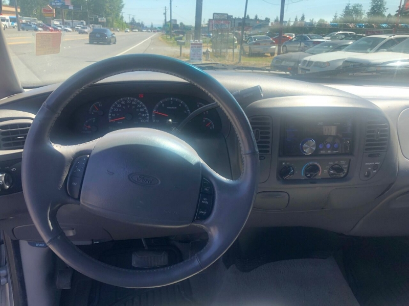 Ford F-150 2002 price $3,990