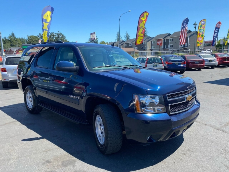 Chevrolet Tahoe 2007 price $11,990