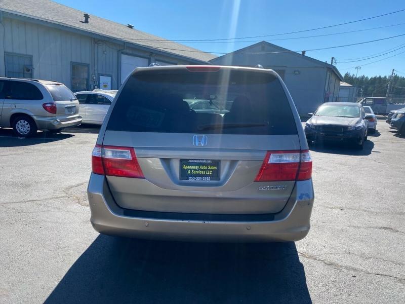 Honda Odyssey 2005 price $5,990