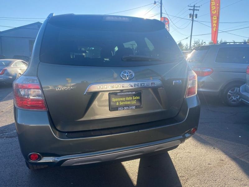 Toyota Highlander Hybrid 2008 price $7,499