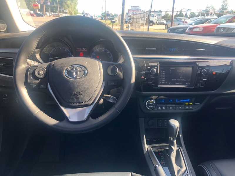 Toyota Corolla 2015 price $15,990