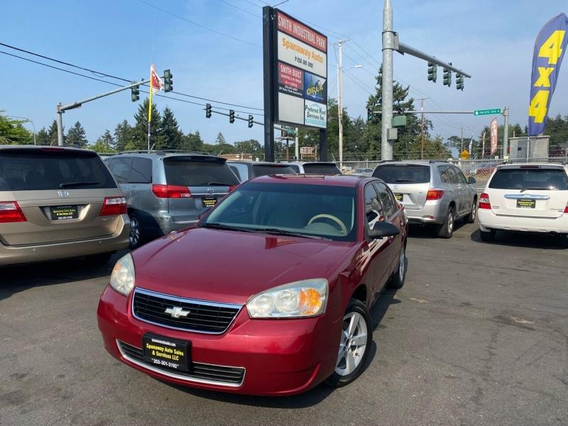 Chevrolet Malibu 2007 price $3,990