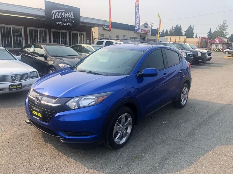 Honda HR-V 2018 price $17,990
