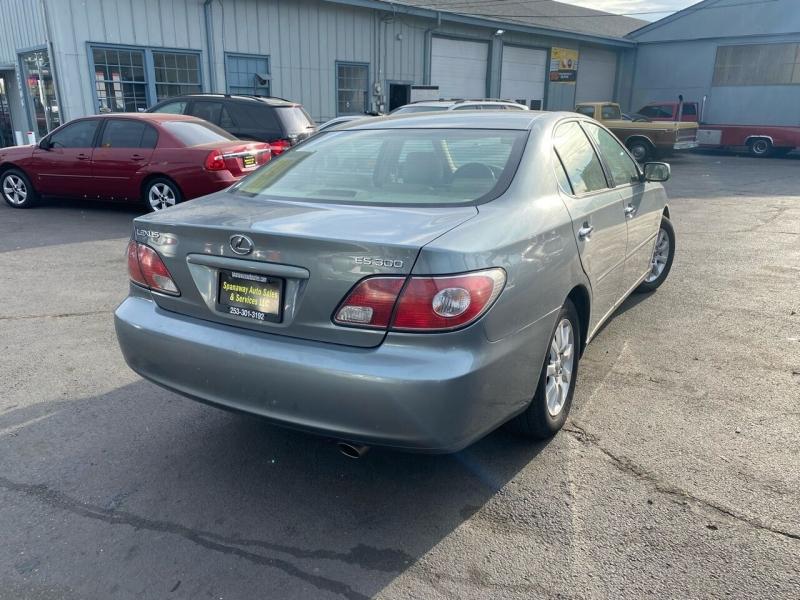 Lexus ES 300 2003 price $5,990