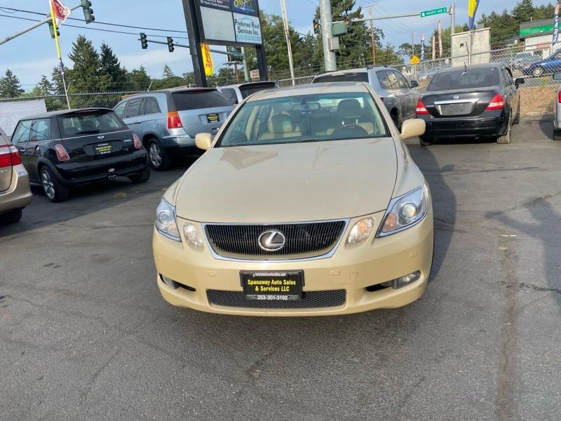 Lexus GS 300 2006 price $7,990
