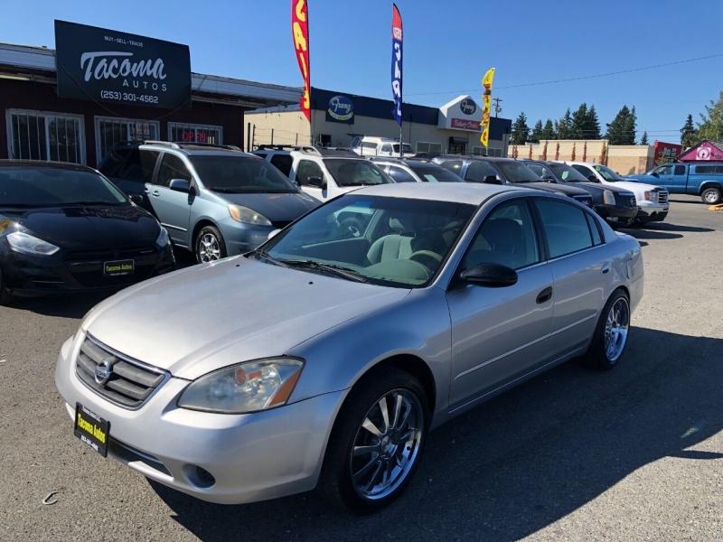 Nissan Altima 2004 price $3,490